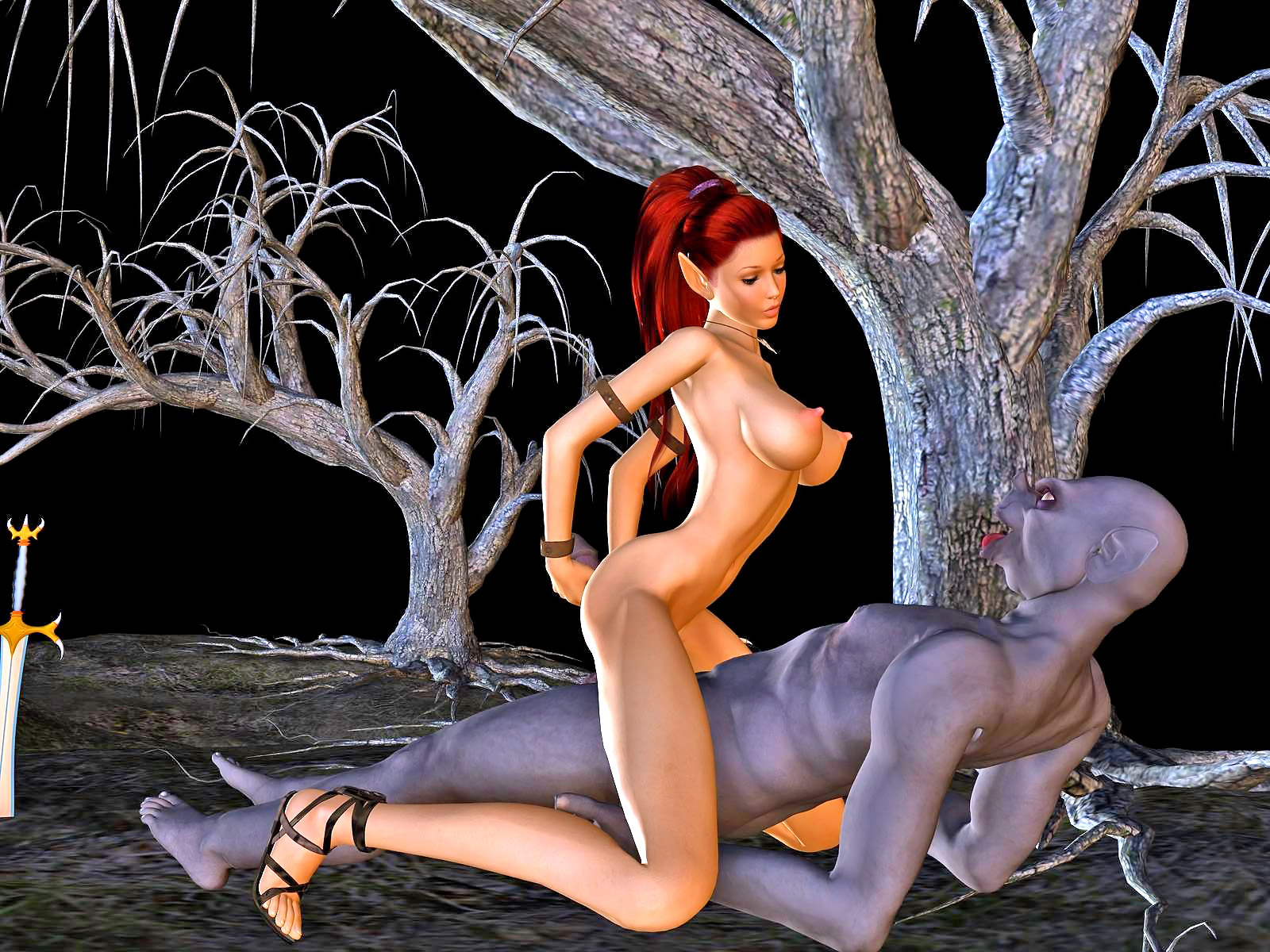 Toon vampire sex pics xxx photo
