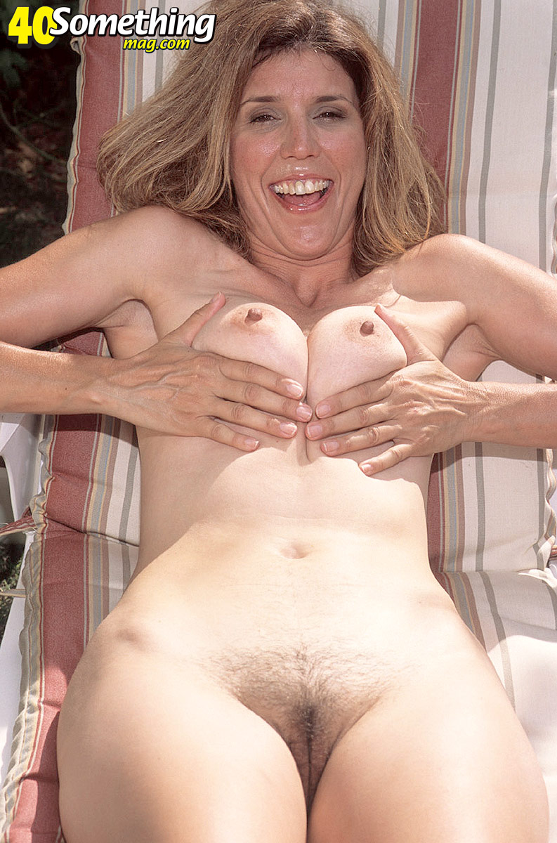 Well Mature hairy blonde nudes opinion