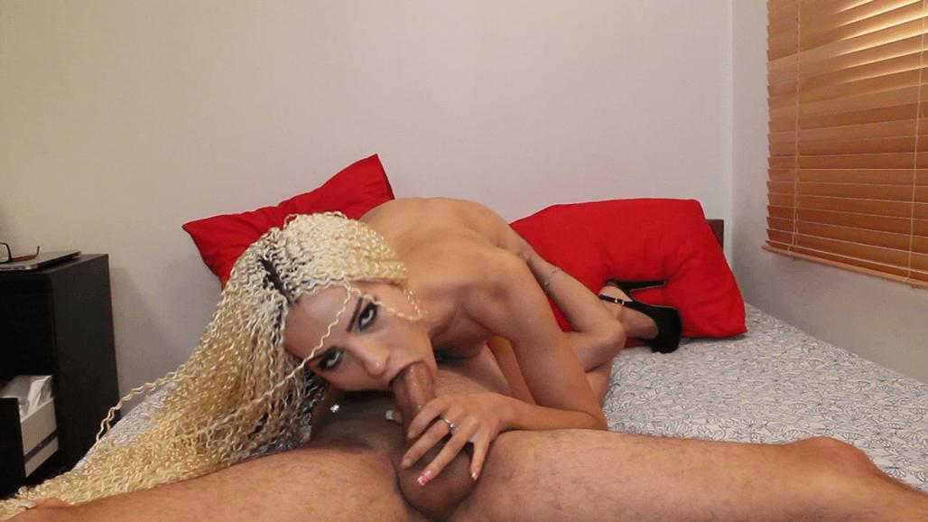 TeamSkeet Busty Big tits blonde brunette pornstar hardcore