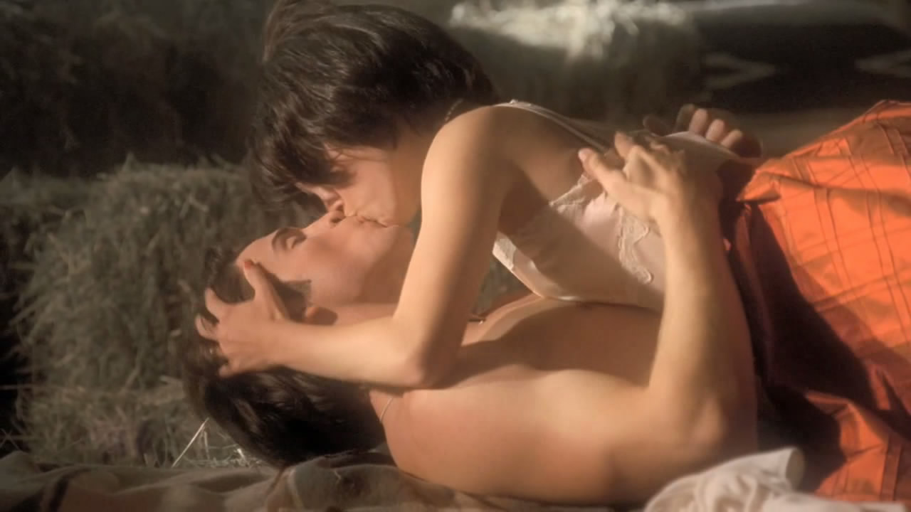 The sex scenes of smallville