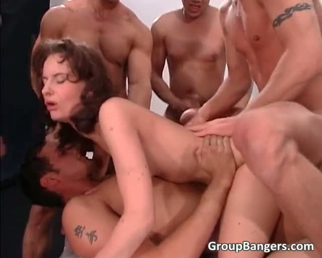 Hot Gay Group Sex