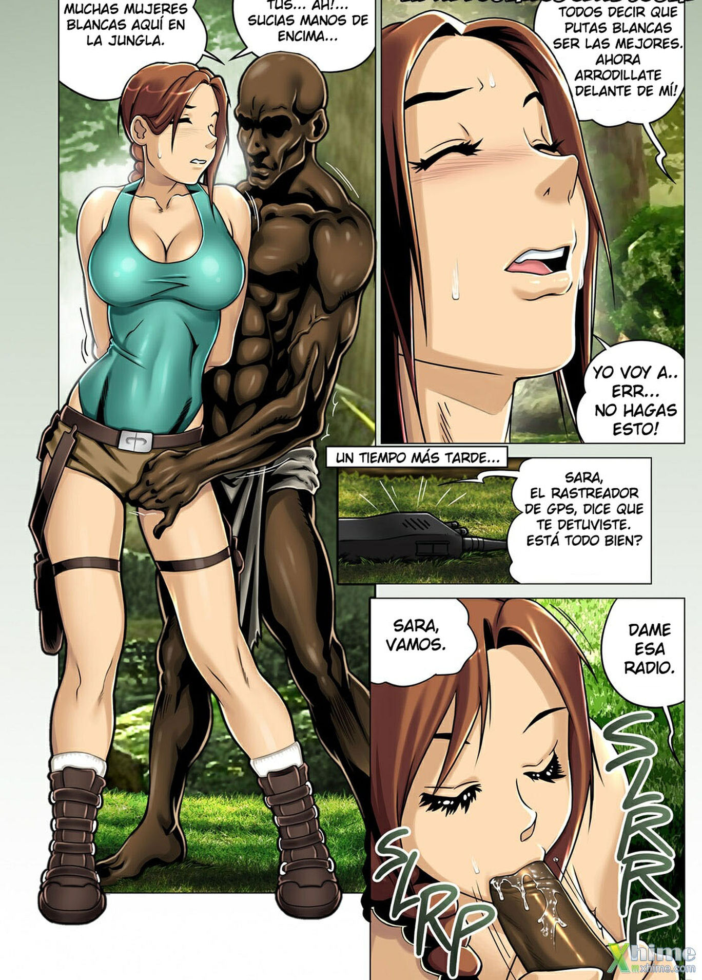 Cartoon jungle porn pdf xxx images