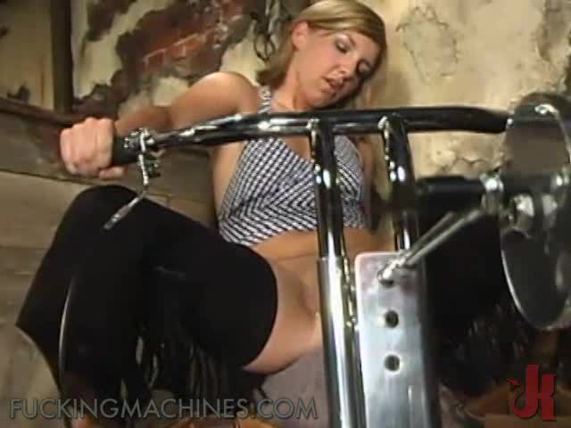 hardcore machine sex hardcore babe video blonde preview machine this pounding
