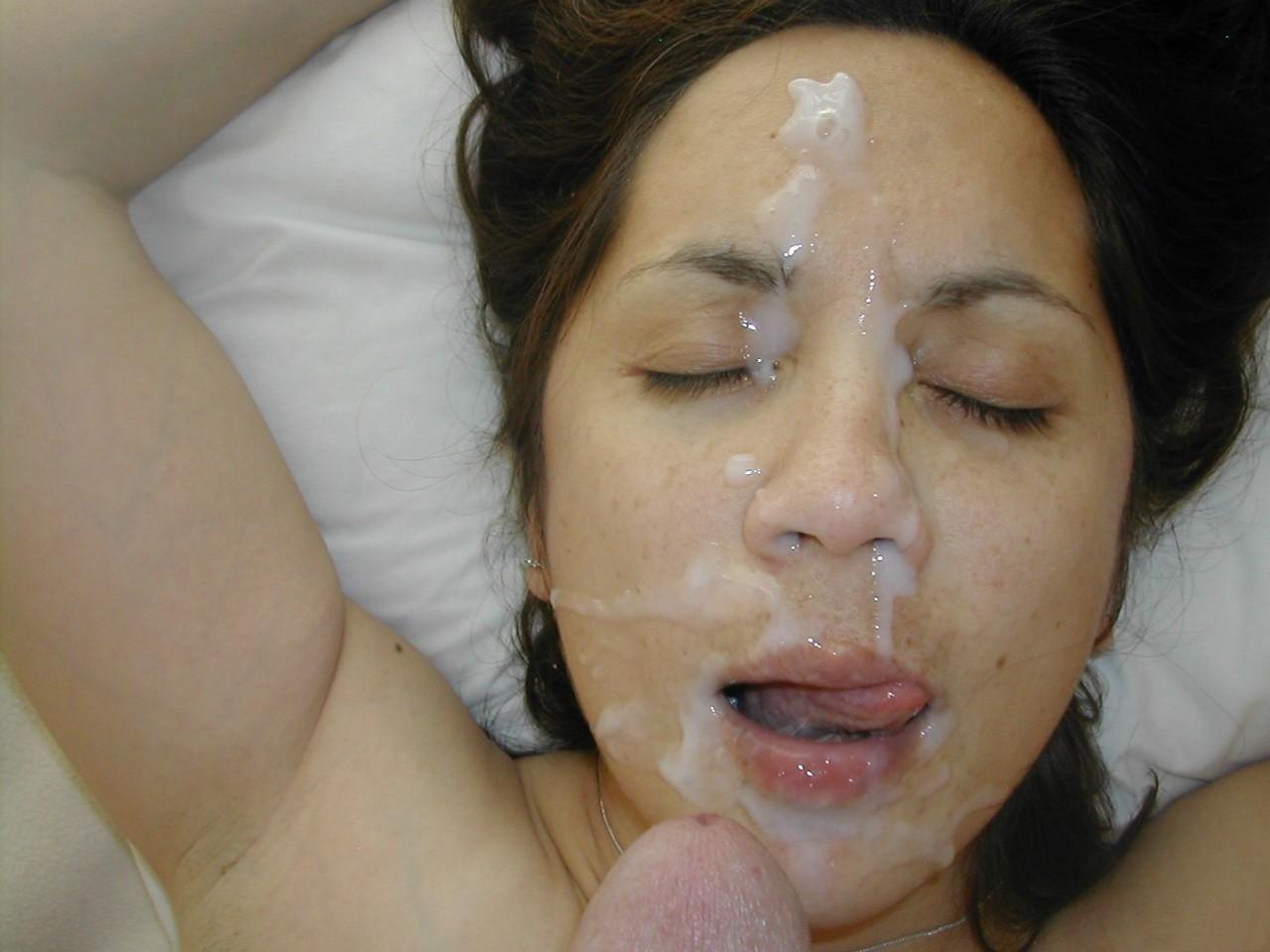 Яастное фото сперму во рту 25 фотография