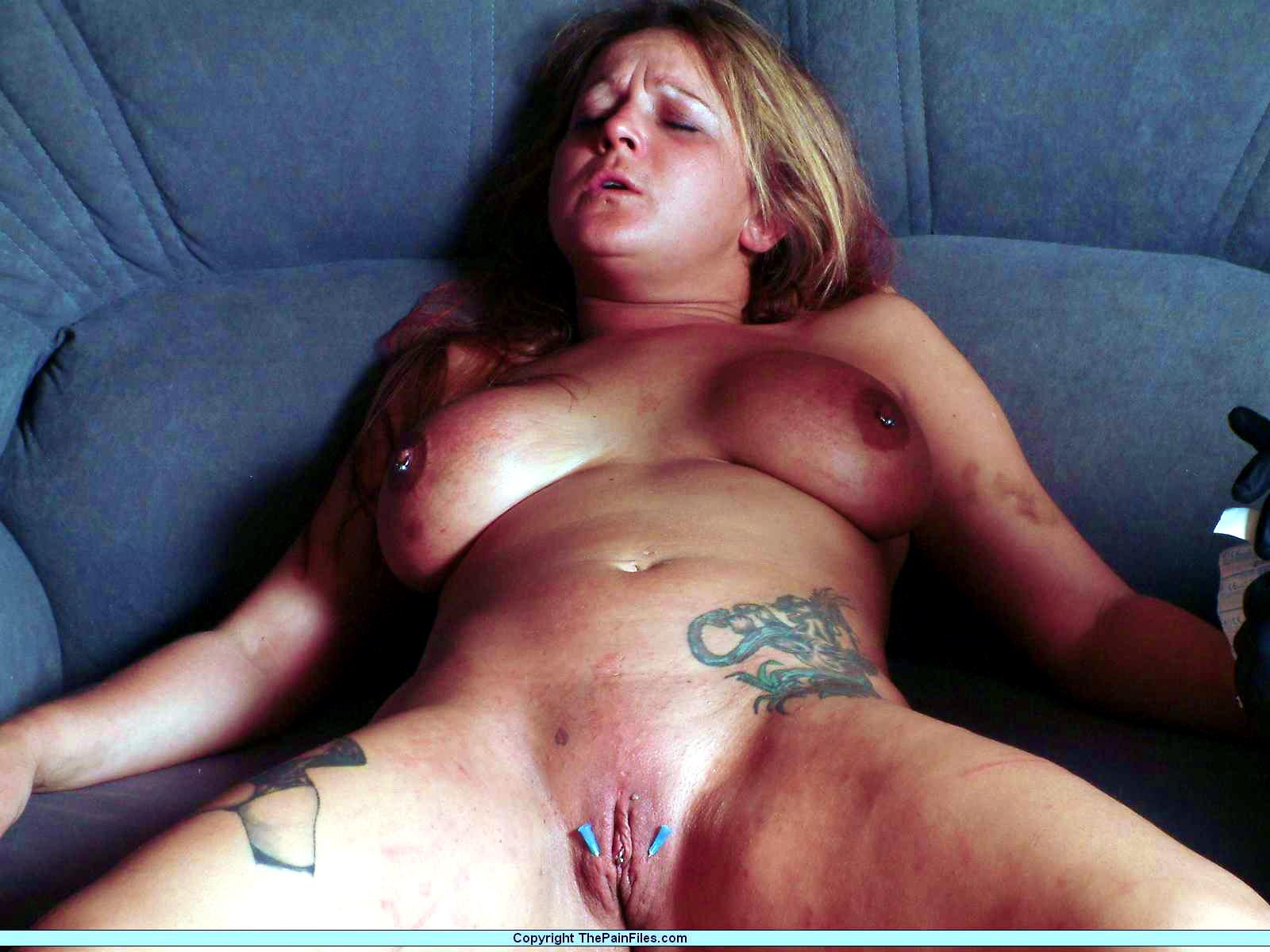 Mature Hardcore Porn Mature Torture Needle Ginas