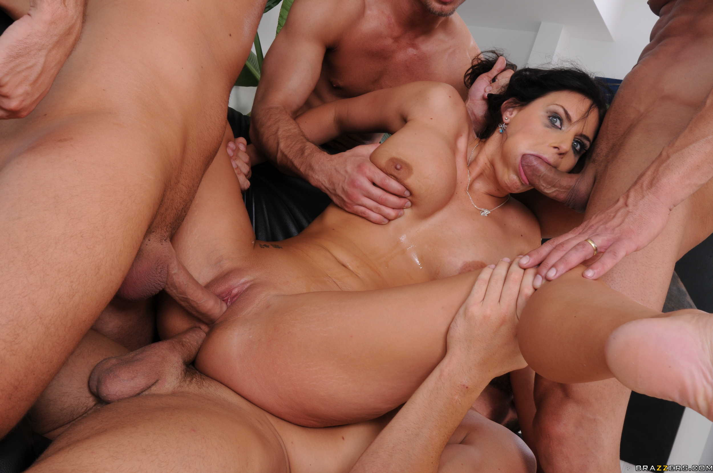 Opinion gang bang milf videos sorry, does