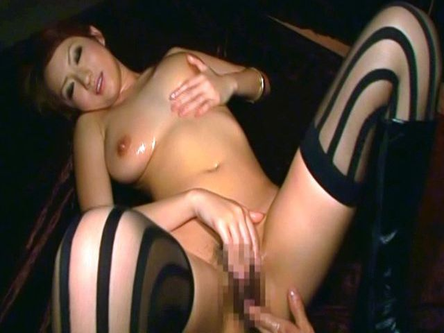 hot fucking pics fucking hot sexy enjoys black contents soe set reon otowa stokings