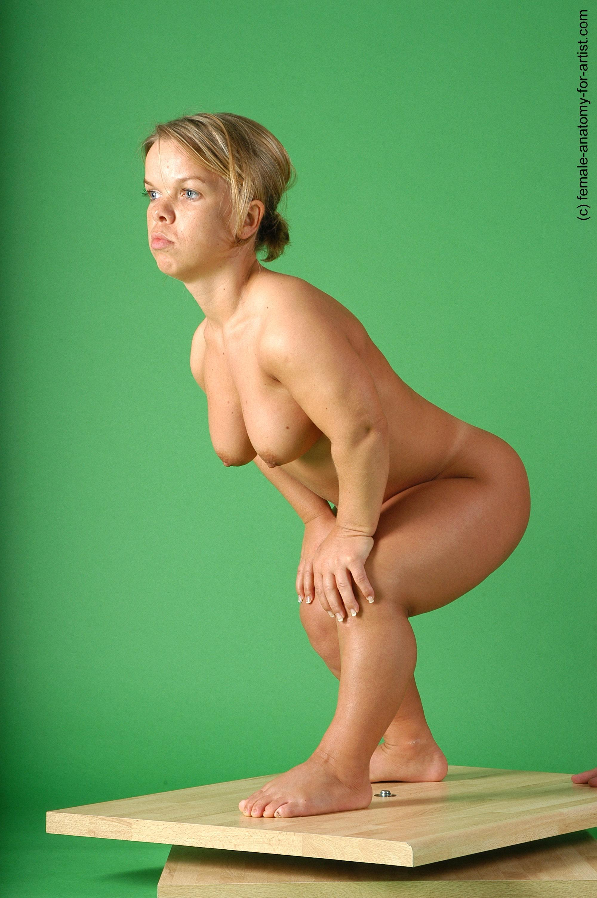 young naked blonde virgin