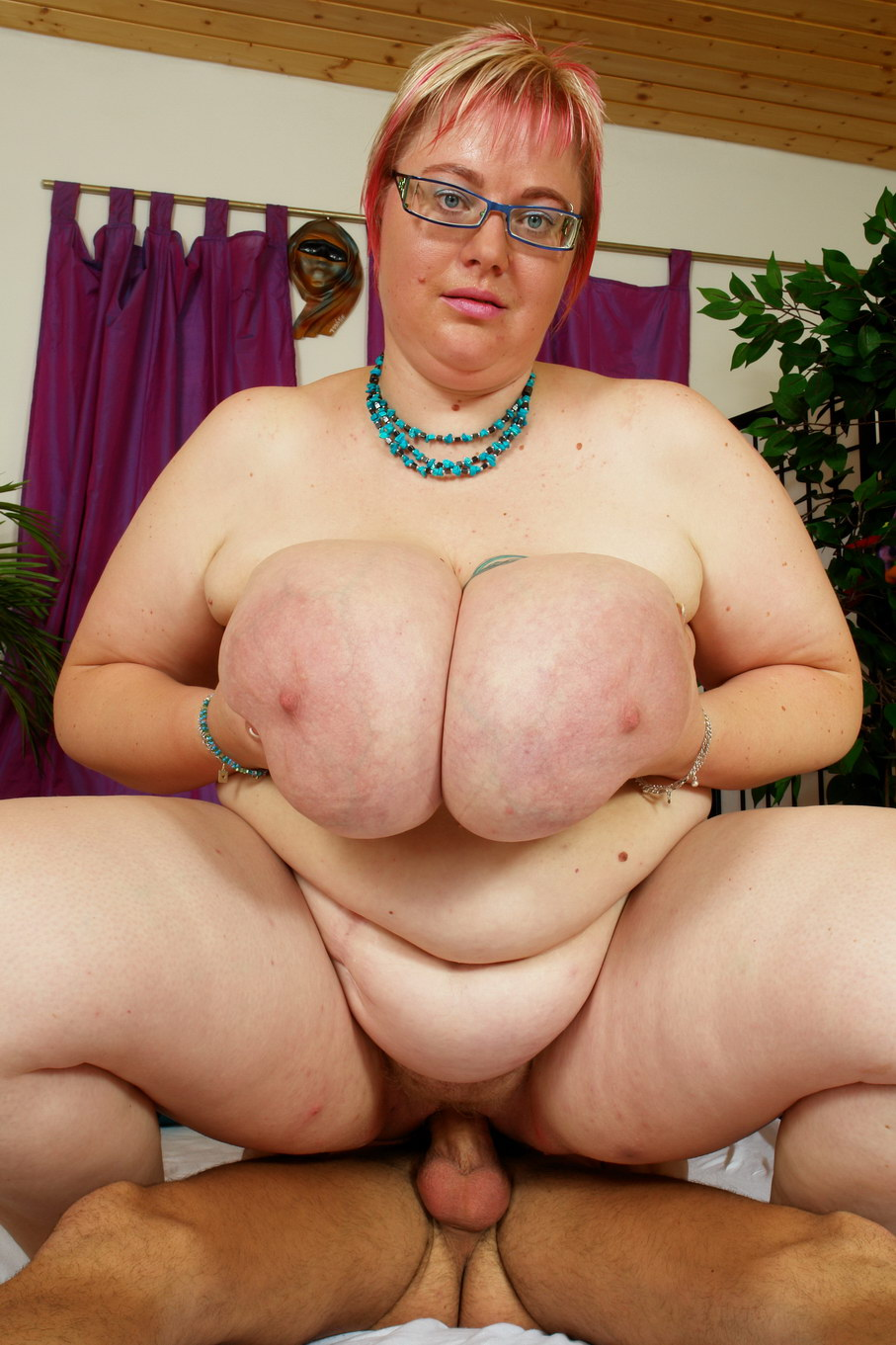 Nude fat photo woman