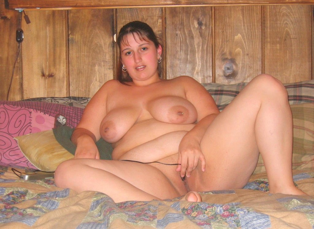 Nude fat women