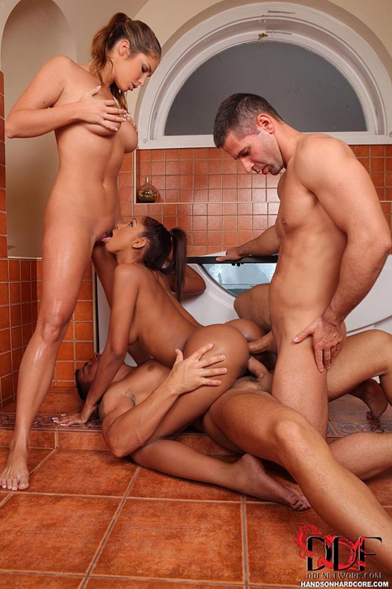 Asian group sex xxx