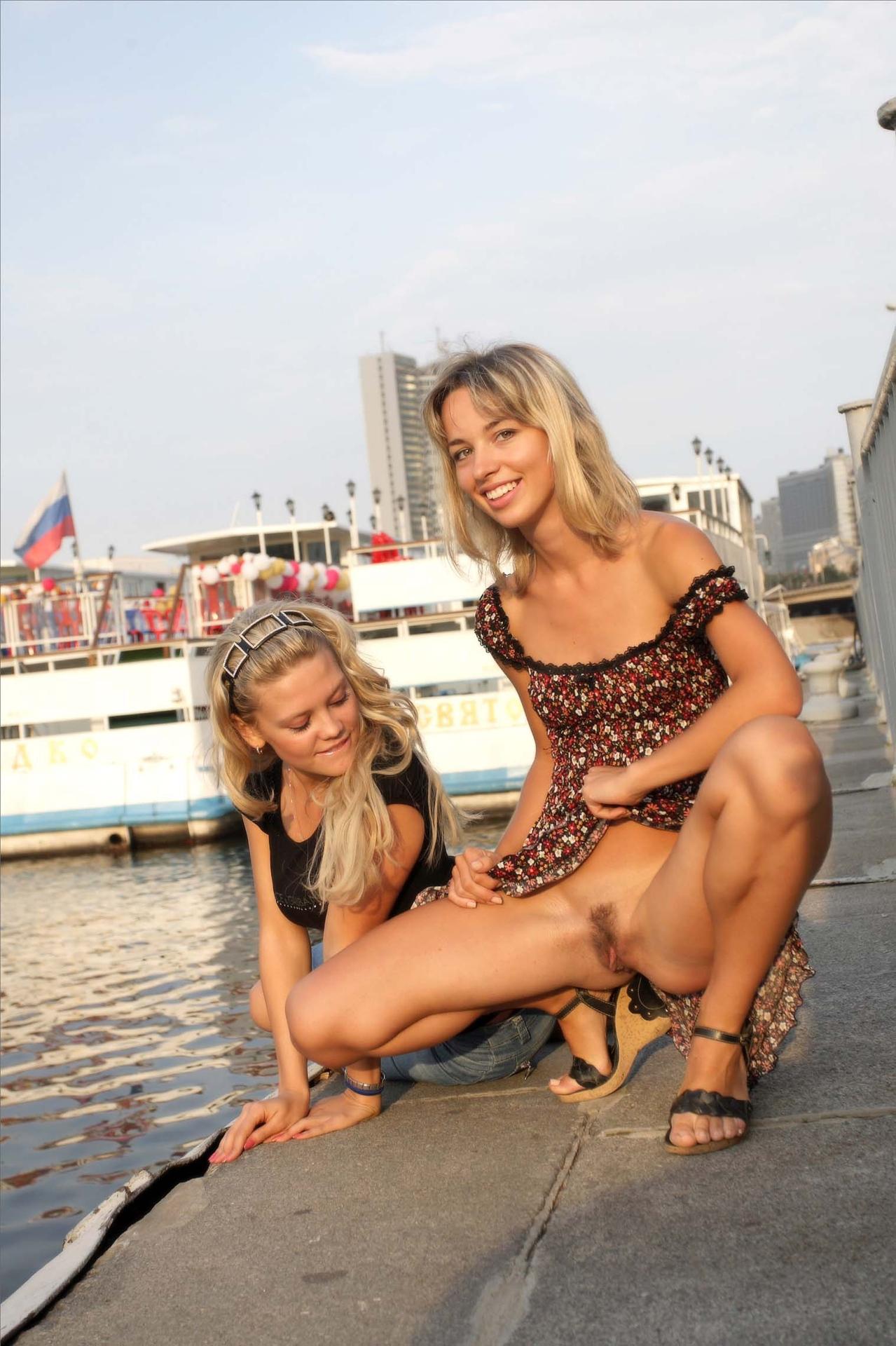 Эротика на улицах москвы 14 фотография