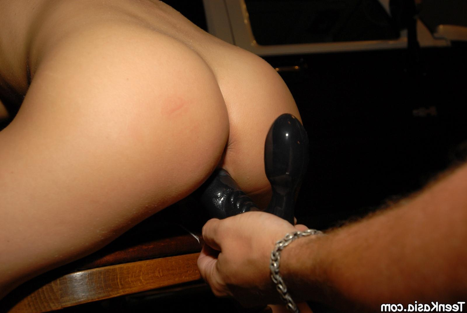 Sweet polish kasia sybian ride on radio show