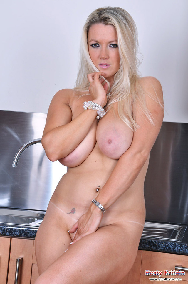 Molly Cavalli Spreading Her Legs