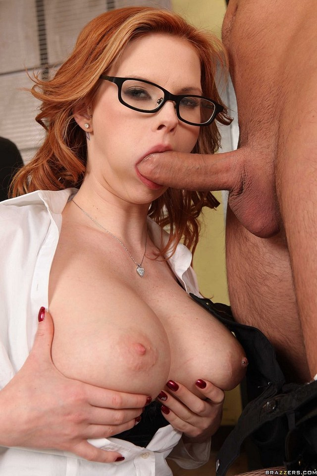 Bigtit milf office exam
