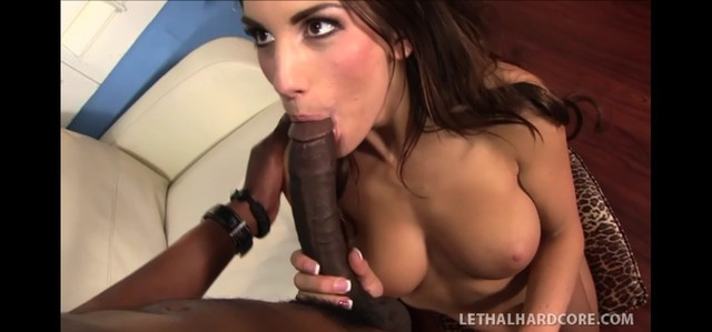 black cocks hardcore cock black huge interracial does august ames stepbrother