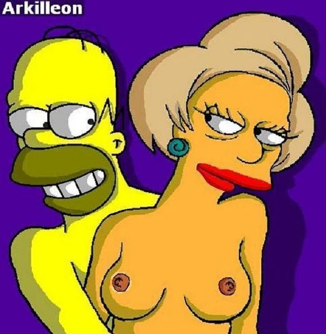 cartoon hardcore porn xxx hardcore cartoon simpsons