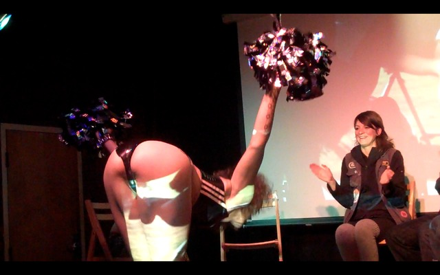 cheerleader hardcore porn shot screen