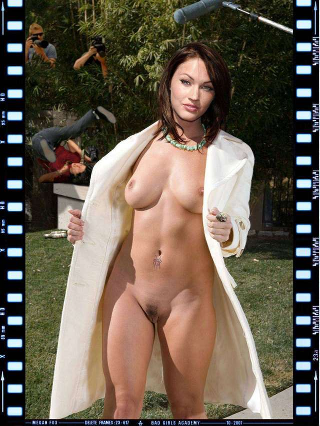 hardcore celebrity pics hot pic megan super fakefantasy foxs