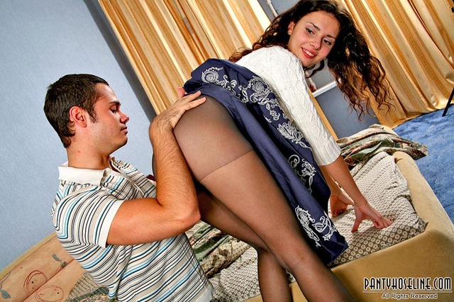 hardcore pantyhose sex line pantyhose lacy alan