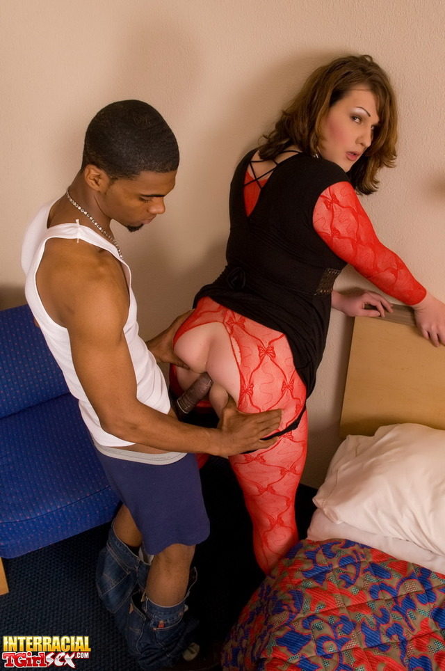 hardcore stockings pics shemale fucked interracial stockings tgirl allure allanah