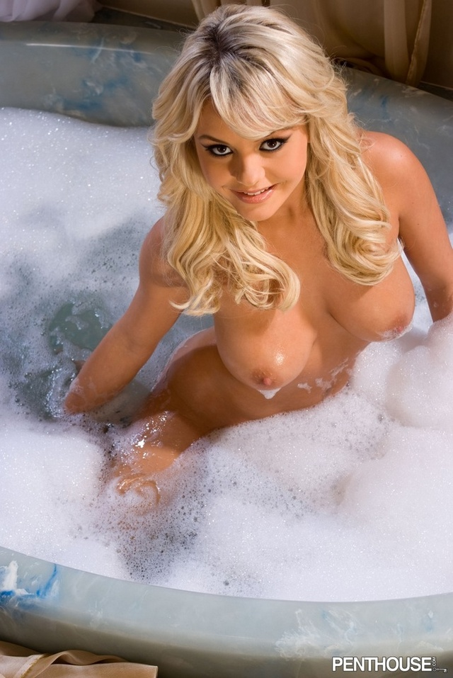 bree olsen hardcore gets bubble bath updates bree olson slick