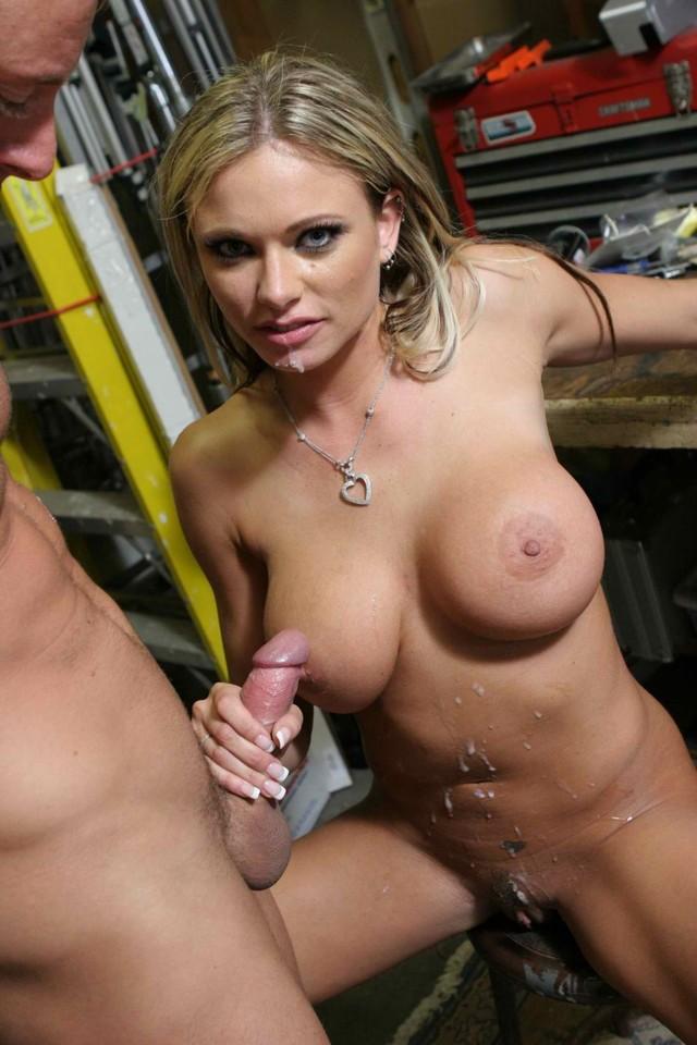 Brianna banks handjob