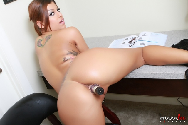 briana lee hardcore lee extreme masturbating secretary briana