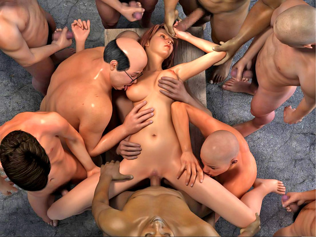 hardcore gangbang hardcore galleries huge interracial gangbang animated five cocks scj dmonstersex