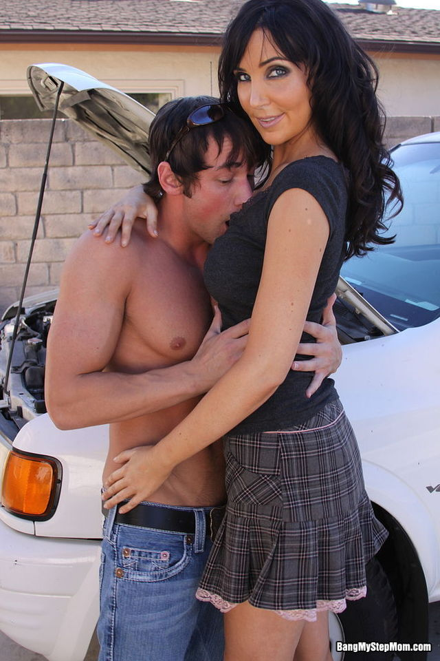 milf porn pics hardcore porn fucked gets milf tall diana prince