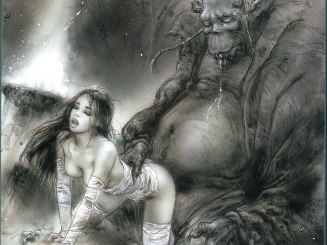 monster hardcore sex hardcore art hentai albums fetish cartoon monster cartoons well drawn troll nymph redux royo prohibited categorized