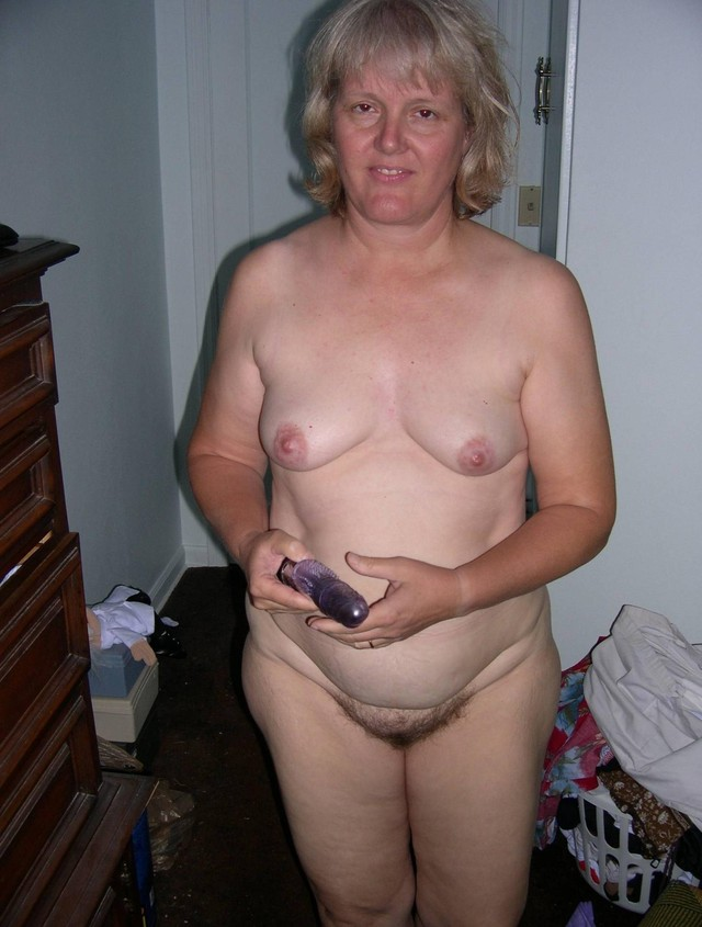 naked ugly hairy mature