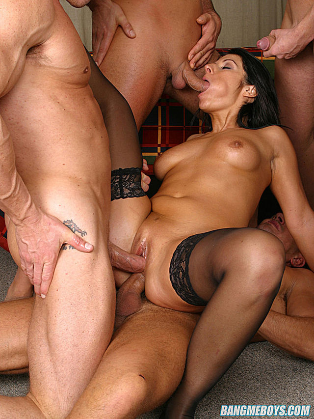 gang bang coppie video mamme porno