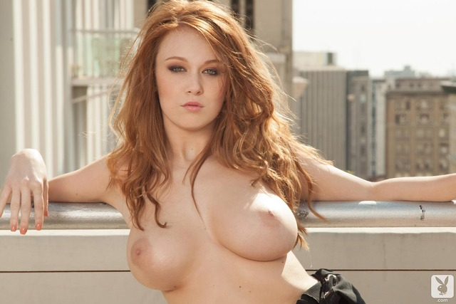 leanna decker hardcore girl model club decker leanna playboy cyber balcony
