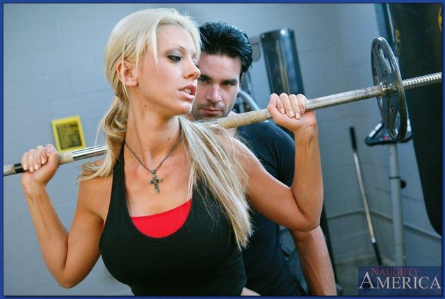 tanya james hardcore hardcore fucking pics enjoys blonde slut james tanya some gym system