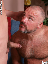 Fuck Hardcore Old Porn bronson gates william vas badpuppy older younger mature hairy muscle bear shaved head young twink smooth slim trim build tattoos fucking sucking rimming gay porn star hardcore xxx action daddy son play old