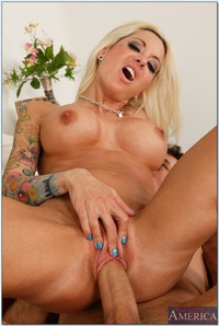 Hardcore Milf Porn pictures hardcore have wife tattooed tits blonde fucked