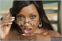 Hardcore Teacher Porn milf african teacher diamond jackson lets cock pound ebony cunt