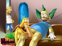 Hardcore Toon Porn simpsons porn here some newest pics anime lisa simpson from