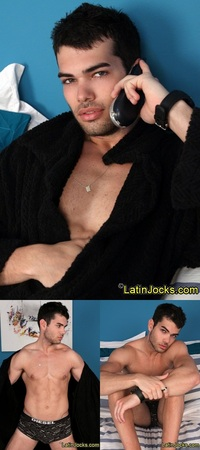 Amazing Porn Gallery naked latin jock super hot yro leo dark looks eyes jerks his huge cock gay porn gallery here category jocks