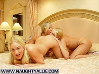Babes Fuck Photo gthumb xxxpics naughtyallie hot blonde babes fuck