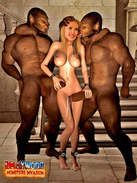 Babes Fuck Photo dmonstersex scj galleries spoils invasion hot xxx babes fuck monsters