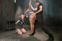 Bondage Sex Hardcore are better one bondage hardcore threesome