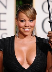 Celeb Hardcore Fakes fscy galleries mariah carey cleavage golden globes fake celeb porn best celebrity yovo fakes