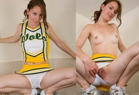 Cheerleader Sex Pix albums userpics before after dressed undressed teen cheerleader displayimage