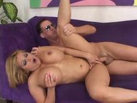 Cream Pie Sex Picture videos screenshots preview gags his cock before creampie