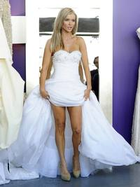Dress Upskirt Pics joanna krupa hot upskirt wedding dress
