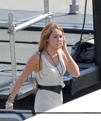 Dress Upskirt Pics photos june miley cyrus see through upskirt panties