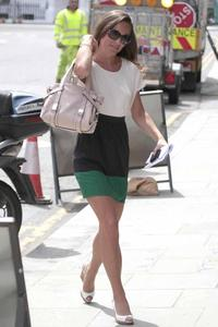 Dress Upskirt Pics celebrity photos pippa middleton london may green blue white dress sweater upskirt panty flash gallery