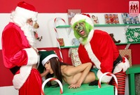 Getting Fucked Images tour updates pics shemale asian jules gets fucked santas workshop